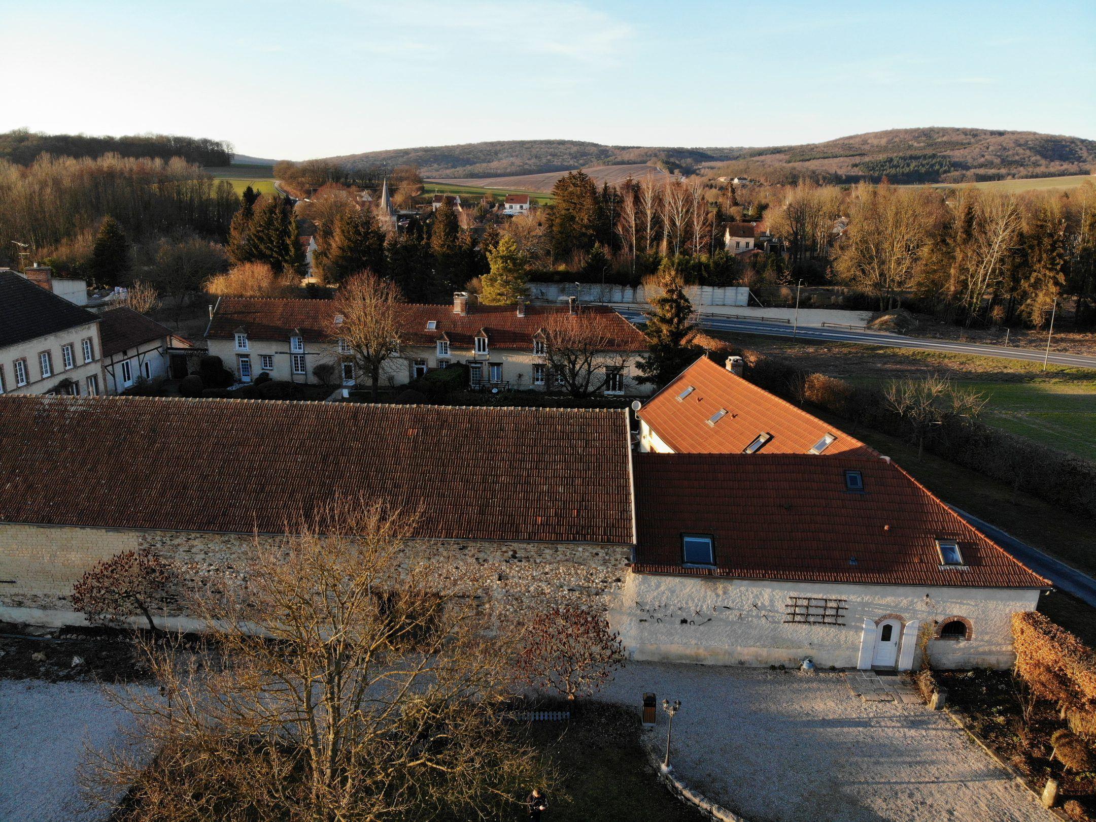Le Beau Sarrazin : histoire d'une ferme unique en Champagne - Au Beau Sarrazin