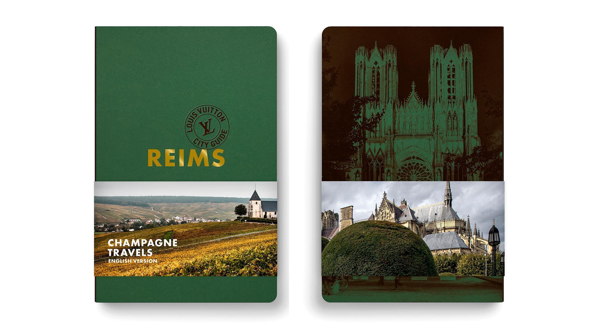 Louis Vuitton City Guide Reims : cette année, je visite la Champagne ! - Au Beau Sarrazin
