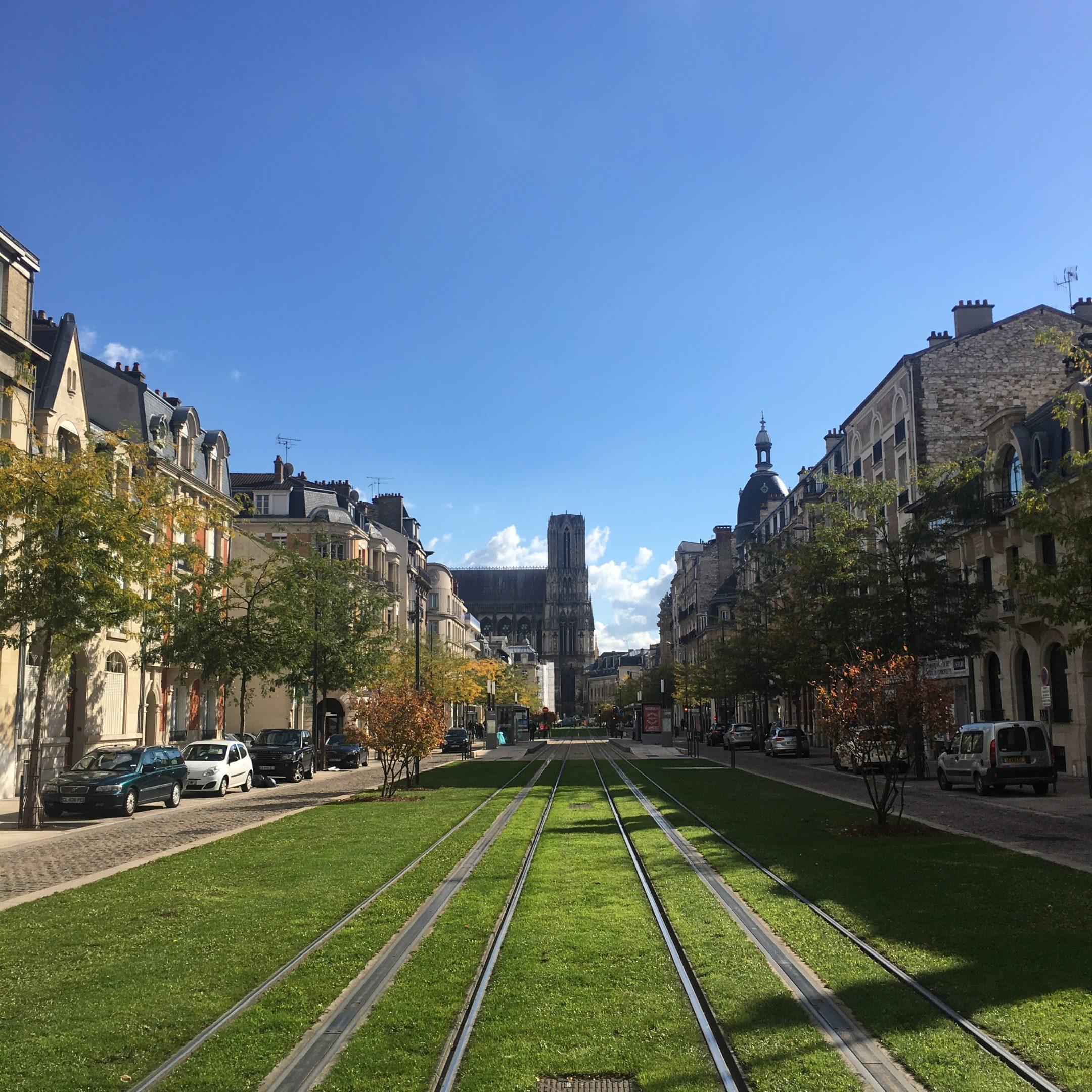 Welkom in Reims : Reims Toerisme - Au Beau Sarrazin